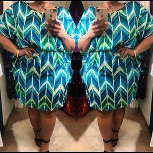 Dresses & Skirts - 👗Colorful Print Dress 👗